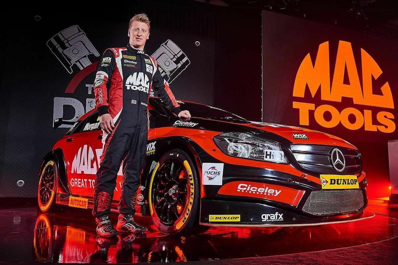 BTCC:MACツール・カラーの『メルセデス・Aクラス』公開、スバル4台目も確定