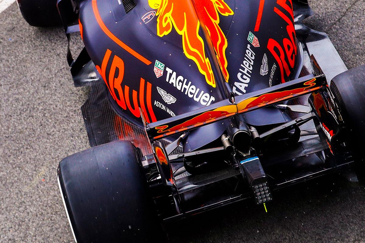 【F1新車分析】レッドブルRB13:現状ではシンプルに徹した作り、開幕戦に隠し玉がある?
