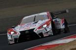 スーパーGT | LEXUS TEAM SARD スーパーGT岡山テストレポート