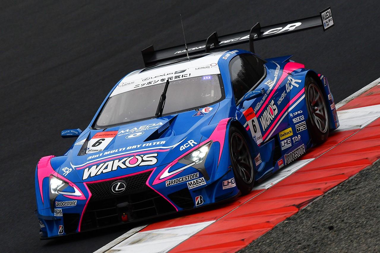 スーパーGT岡山公式テスト 出走マシン全車ギャラリー【GT500】