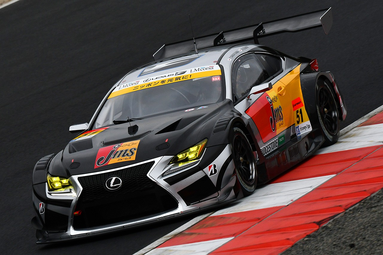 スーパーGT岡山公式テスト 出走マシン全車ギャラリー【GT300】