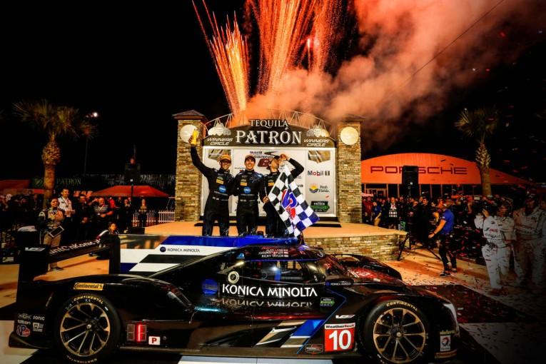 ウェイン・テイラー・レーシングがデイトナ24時間に続きセブリングでも総合優勝を飾った