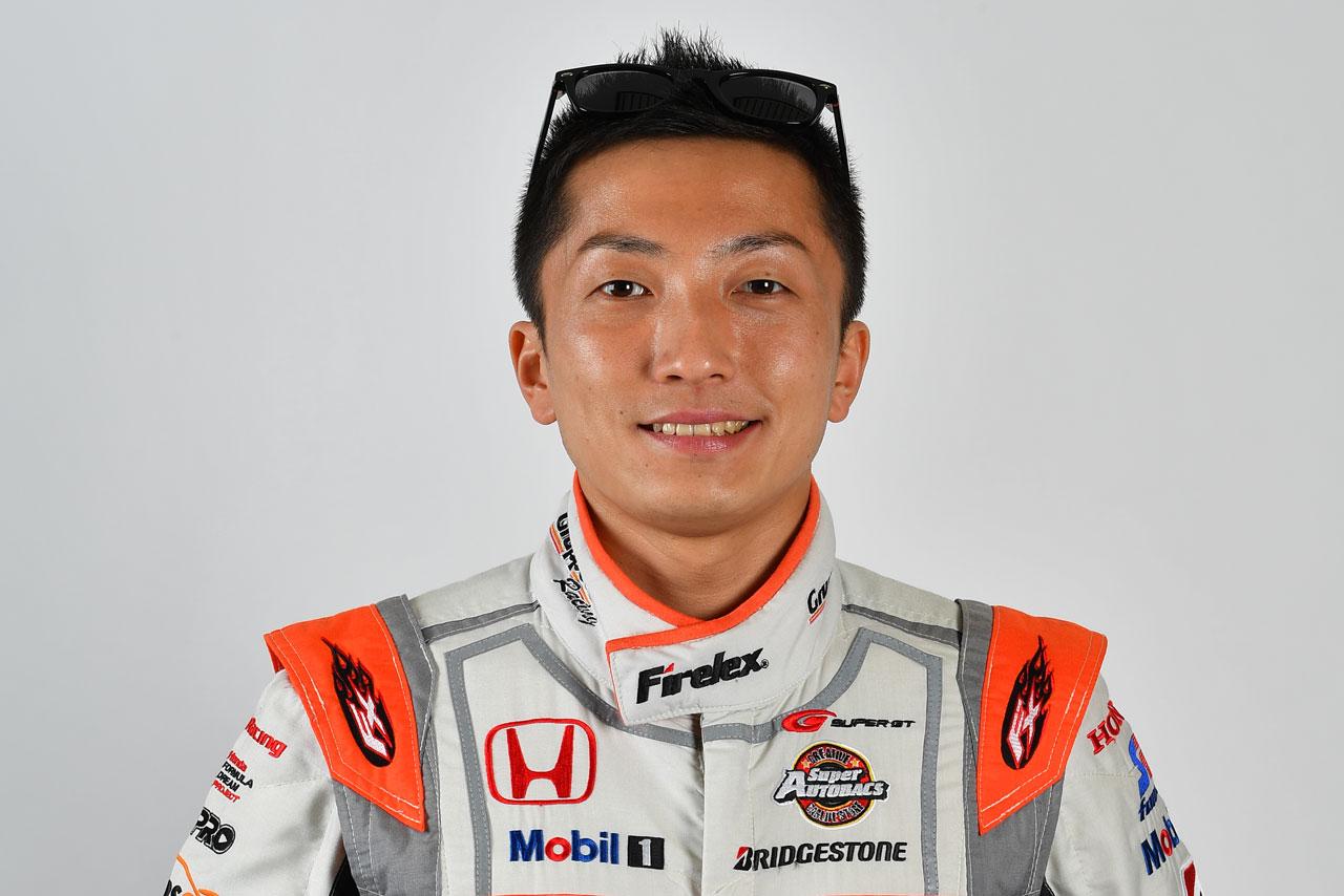 スーパーGT   野尻智紀(スーパーGT) 2017年