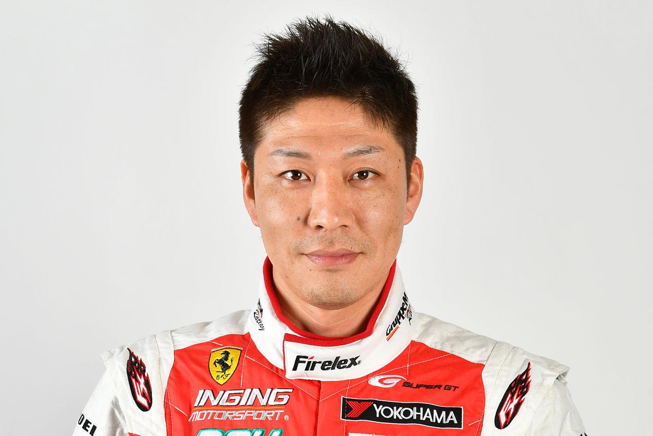 スーパーGT   都筑晶裕(スーパーGT) 2017年