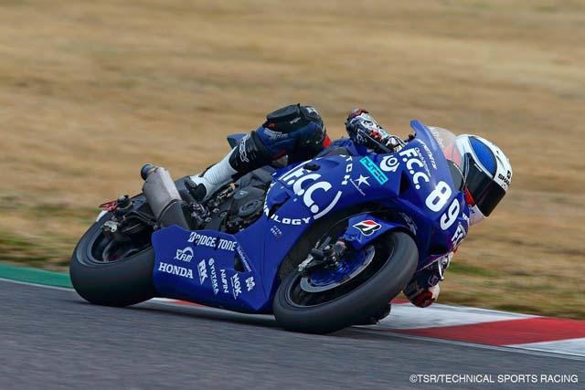 MotoGP | 二輪のル・マン24時間耐久へ挑むTSRホンダのライダーがテスト中に負傷