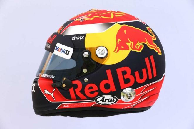 F1 | マックス・フェルスタッペン(Max Verstappen) 2017年のヘルメット1