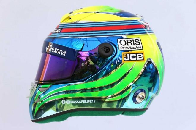 F1 | フェリペ・マッサ(Felipe Massa) 2017年のヘルメット1