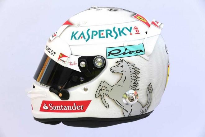 F1 | セバスチャン・ベッテル(Sebastian Vettel) 2017年のヘルメット1