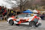 ラリー/WRC | 新井、勝田が伝統のターマックラリーに挑戦。新井はクラス5位完走、勝田は善戦もリタイア