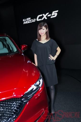 レースクイーン | 生田ちむ(Mazda/OAM2017)