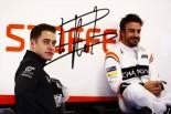F1 | 「アロンソから学び、ベストを尽くして結果を待つ!」マクラーレンのバンドーン、F1フルシーズンをスタート