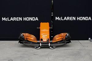 2017年F1第1戦オーストラリアGP水曜 マクラーレンMCL32