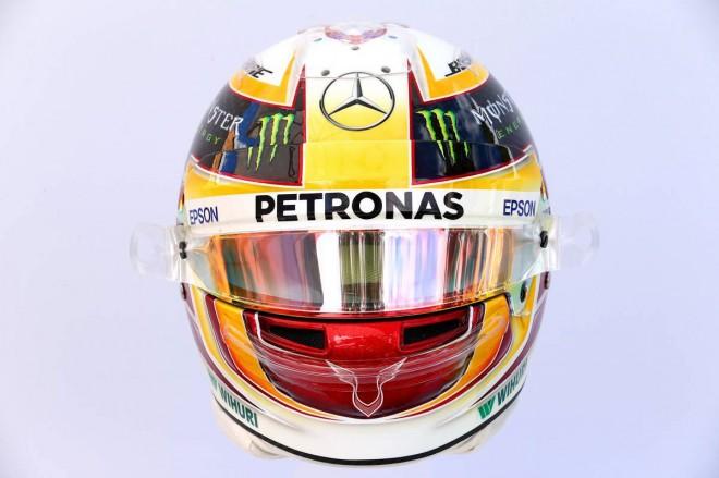 F1 | ルイス・ハミルトン(Lewis Hamilton) 2017年のヘルメット2