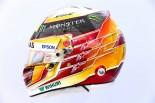 メルセデスAMG:ルイス・ハミルトン ヘルメット