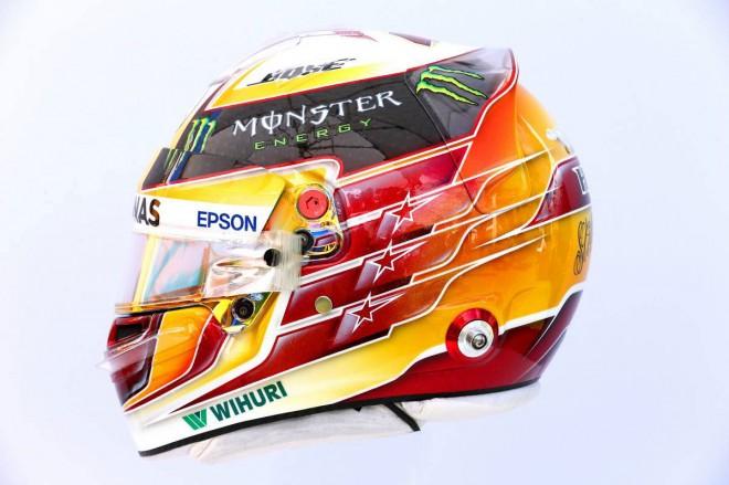 F1 | ルイス・ハミルトン(Lewis Hamilton) 2017年のヘルメット1