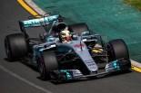 "F1 | 開幕戦敗北のメルセデスF1、""重い新車""に苦労か"