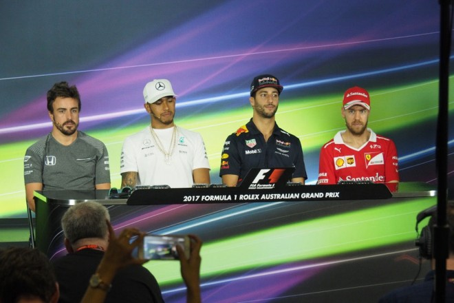 F1現地情報@オーストラリアGP3