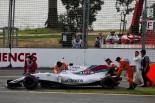 2017年第1戦オーストラリアGP フェリペ・マッサ(ウイリアムズ)