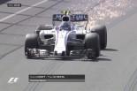 FP3でクラッシュするランス・ストロール