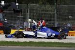 F1 | エリクソン、コースオフも「マシンは快適、ポジティブな一日」:ザウバー F1オーストラリア金曜