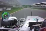 F1 | 動画:ハミルトンの最速ラップ、母国リカルドはクラッシュ/F1オーストラリアGP予選
