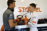 2017年第1戦オーストラリアGP ストフェル・バンドーン(マクラーレン・ホンダ)
