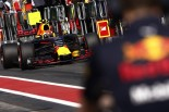 2017年第1戦オーストラリアGP マックス・フェルスタッペン(レッドブル)