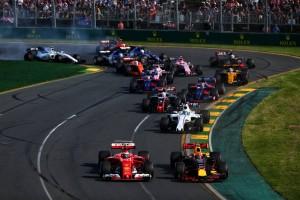 2017年F1開幕戦オーストラリアGP 決勝レース
