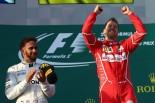 F1開幕戦オーストラリアGP セバスチャン・ベッテルが逆転優勝