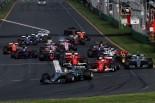 F1オーストラリアGP 決勝レース
