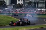 2017年第1戦オーストラリアGP ロマン・グロージャン(ハース)