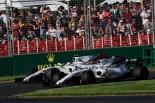 2017年第1戦オーストラリアGP フェリペ・マッサ、ランス・ストロール(ウイリアムズ)