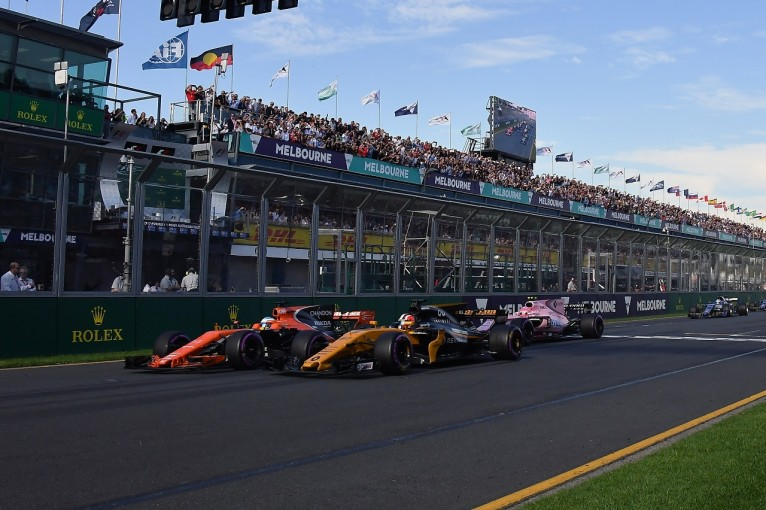 F1 | 2017年F1マシンでのオーバーテイク減少をドライバーたちが懸念。「ほぼ不可能」との悲観的な声