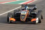 FIAヨーロピアンF3の第1回テストでトップタイムを記録したハリソン・ニューウェイ(ファン・アメルスフールト・レーシング)