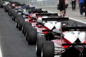 FIAヨーロピアンF3の第1回合同テストが行われた
