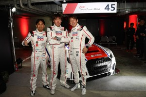 Audi Team DreamDriveのRS3 LMS