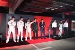 Audi Sport 2017 Press Conferenceのようす