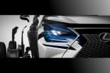 クルマ | レクサス、クロスオーバーSUV『NX』をマイナーチェンジ。上海モーターショーに出展