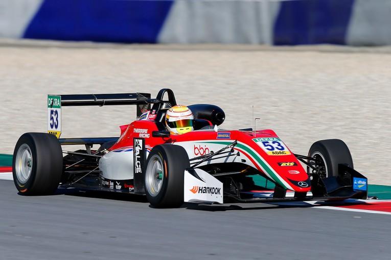 海外レース他 | FIAヨーロピアンF3テスト:アイロットが初日首位。佐藤万璃音が8番手