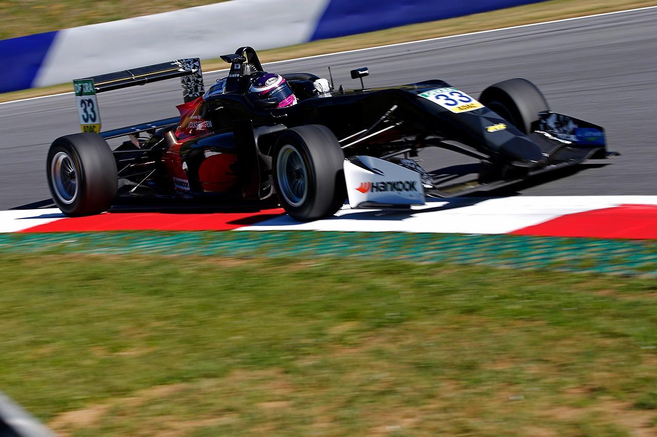 FIAヨーロピアンF3テスト:アイロットが初日首位。佐藤万璃音が8番手
