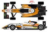国内レース他 | 全日本F3:トヨタカローラ中京がトムスをサポート。ホワイトとオレンジにカラー刷新