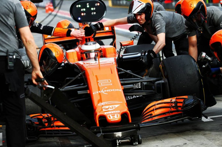 F1 | F1 Topic:ホンダPU、振動問題の主因はマクラーレンのギヤボックスか?