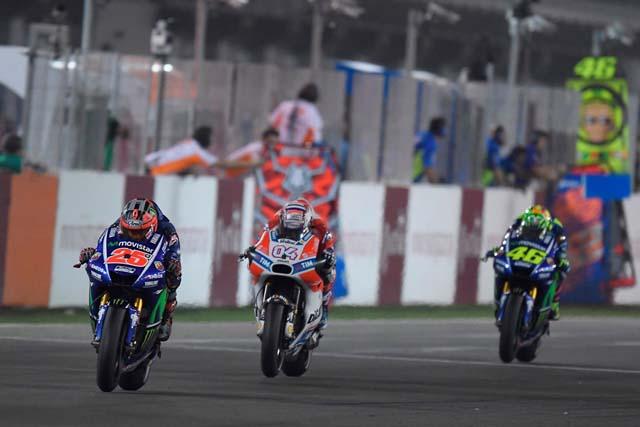 MotoGP   MotoGP:開幕戦カタールGP後にレギュレーションが一部変更に
