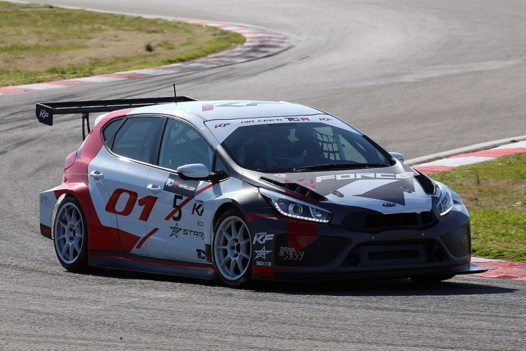 海外レース他   STCC:北欧にもキア・シード参戦決定。LMSレーシングも5台体制に拡大