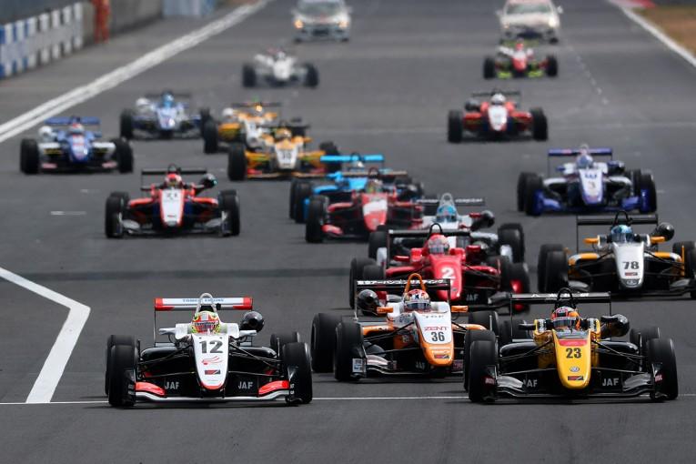 国内レース他 | 【動画】全日本F3選手権 第1大会岡山 レースダイジェスト