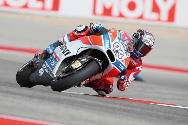MotoGP | MotoGP:ドゥカティのマシンには長期的な調整が必要とドビジオーゾ