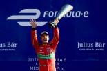 海外レース他 | フォーミュラE第4戦:2度のギャンブルに成功したディ・グラッシが今季初優勝