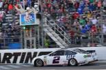 NASCAR第6戦マーティンズビル ブラッド・ケゼロウスキー(フォード・フュージョン)