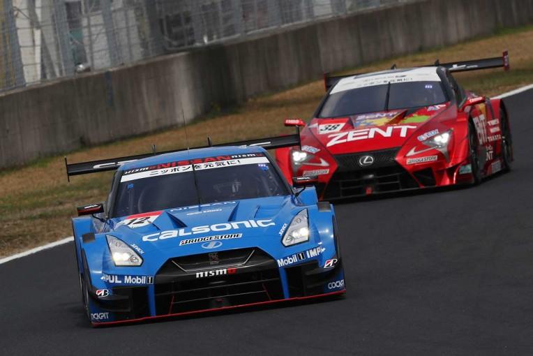 スーパーGT | TEAM IMPUL スーパーGT第1戦岡山 レースレポート