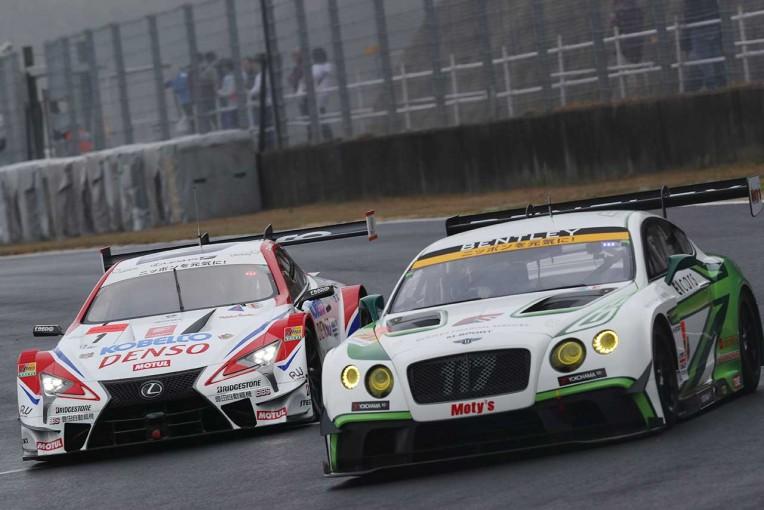 スーパーGT | EIcars BENTLEY TTO スーパーGT第1戦岡山 レースレポート